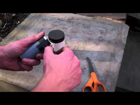 HOW TO:  Prepare Blackstone Labs Oil Sample Kit