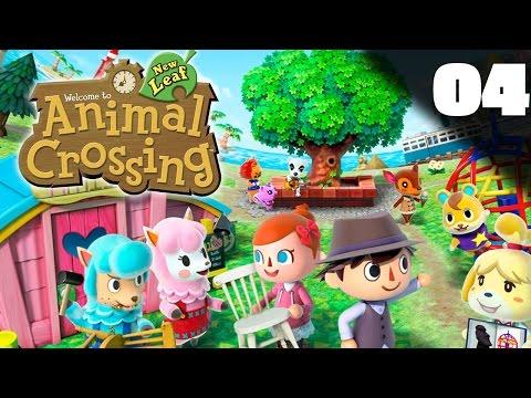 Animal Crossing: New Leaf Day 4: Do You Wanna Build A Snowman? (Livestream)