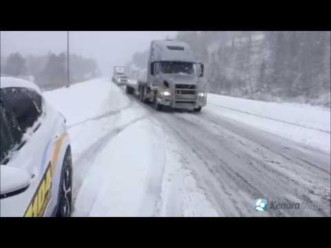 Highway 17 Road Conditions
