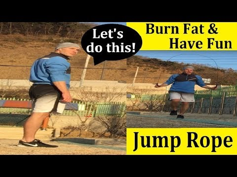 Jump Rope & Calisthenics 300 Calorie Burn 11 min Workout (plus Fat Loss Tip)