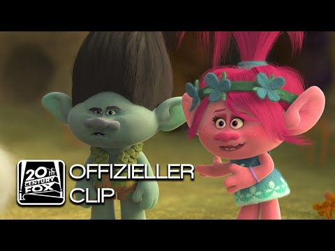 Trolls | Cannes Clip | DreamWorks HD Deutsch OmU German Subtitles (2016)