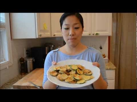 How to make Pan-fried Zucchini (Hobak Jun / 호박전)
