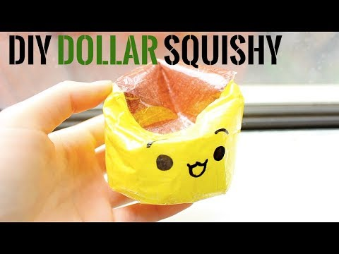 How to make a $1 squishy