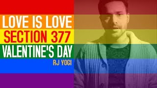 Love is Love | Section 377 | Valentine