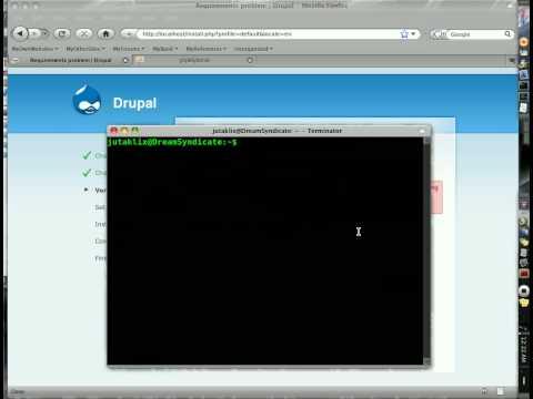 Install Drupal Multisite in Ubuntu Localhost (Part 1)