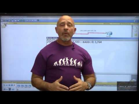 CCNA Training Part 38 IPv6 addressing and Expressions
