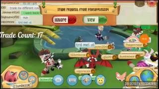 ANIMAL JAM PLAY WILD - TOP 5 MOST WANTED ITEMS IN WHOLE