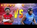 5 Star OFFENSIVE TACKLE Vs 1 Star OFFENSIVE TACKLE L Sharpe Sports
