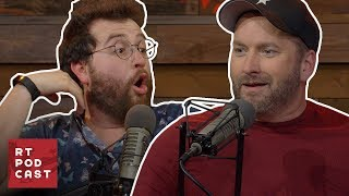 RT Podcast: Ep. 493 - Burnie Brings The Spoilers