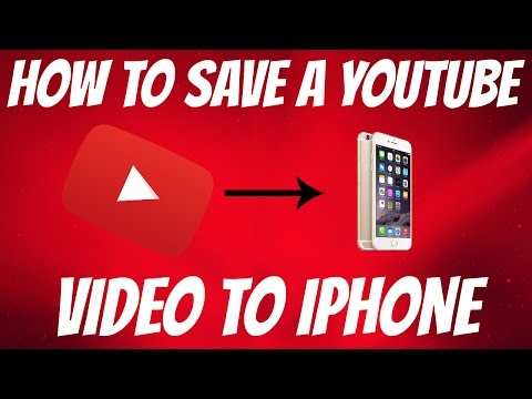 How To Save A YouTube Video To Your Phone | FAST EASY | HD