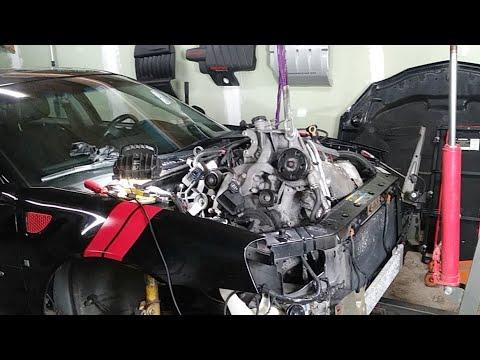 Ls4 Engine Pull