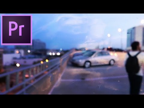 Adobe Premiere Pro CC Tutorial: How to Blend, Combine & Overlay Video Clips