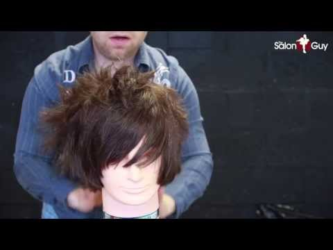 Scene or Emo Haircut Tutorial