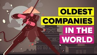 Oldest Companies In The World (OVER 800 YEARS)