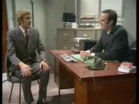 Monty Python - Silly Job Interview