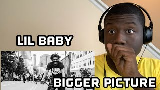 """Lil Baby """"The Bigger Picture"""" Official Audio Reaction"""