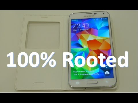 [100%] How to Root Samsung Galaxy S5 All Models lollipop 5.0  [Easy 4 Steps]