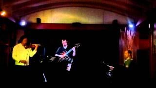 Projekt Samo Alamon Bassless Trio Feat Dominique Pifarely  Roberto Dani  Djezz Do It
