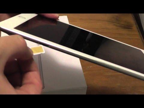 How to : Insert Sim on Apple iPad Air 2