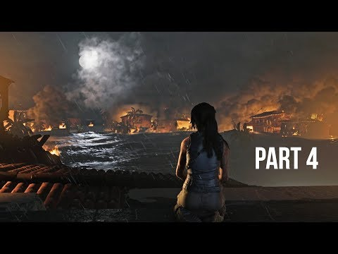 Shadow of the Tomb Raider Part 4