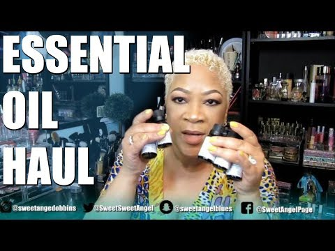 SIMPLY EARTH ESSENTIAL OIL HAUL | BENEFITS | HOW TO