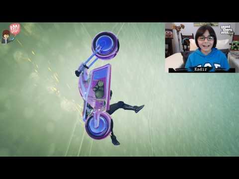 GTA 5 Online Tron Eğlence Dorukta - BKT
