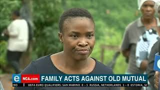 Family speaks out against Old Mutual