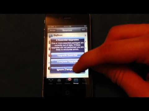 How to add Carrier Settings to iOS 6 on iPhone 3Gs and 4