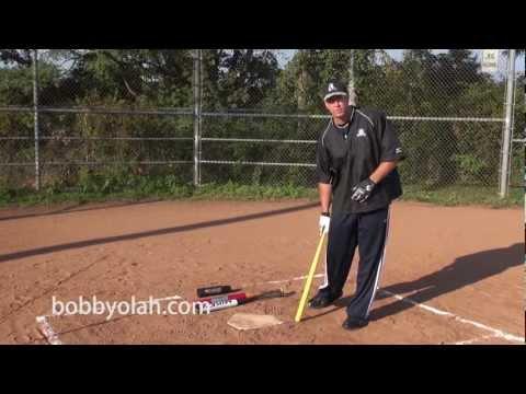 Hand Speed Bat Speed Drill