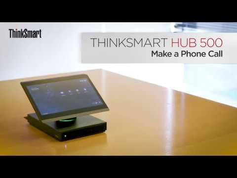 ThinkSmart Hub 500 - Make A Phone Call