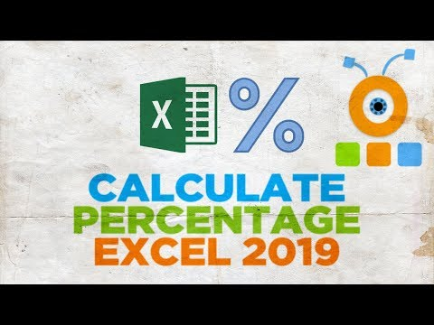 How to Calculate Interest in Excel 2019   How to Calculate Percentage in Excel 2019