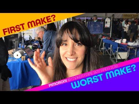 First Make & Worst Make with Estefannie Explains it all