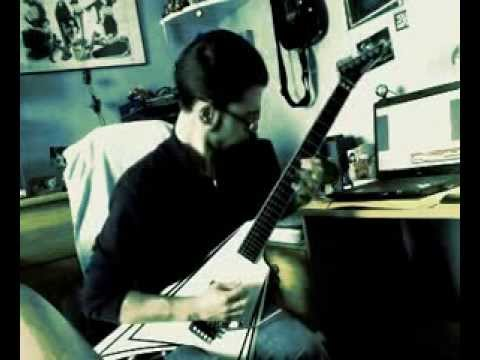 Children Of Bodom - Punch Me I Bleed Solo Cover