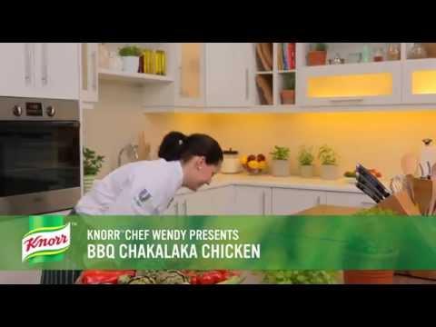 What's for Dinner - BBQ Chakalaka Chicken Recipe