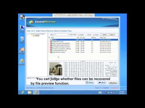 How to recover deleted files form usb flash drive