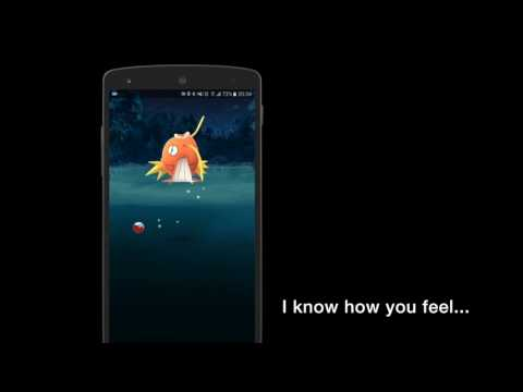 [Pokemon GO] I know how you feel in this moment...
