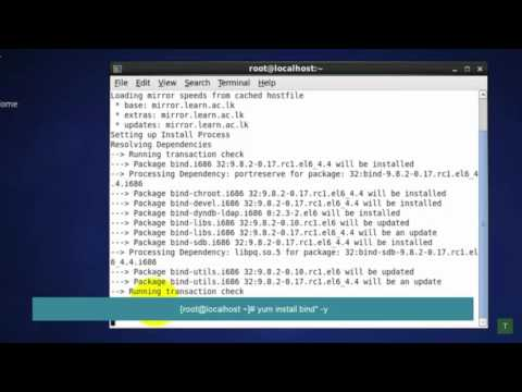 How to configure dns server in Linux   By Amit Pandey