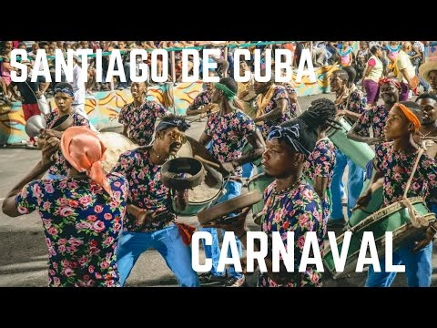 Highlights of Santiago de Cuba Carnaval