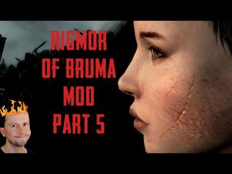 Rigmor Of Bruma - Part 5 Live, Skyrim Special Edition!