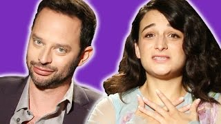 Nick Kroll and Jenny Slate Give First Date Tips