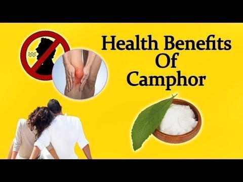 Camphor - An Exceptionally beneficial agent | Know Why You Should Use Camphor Regularly