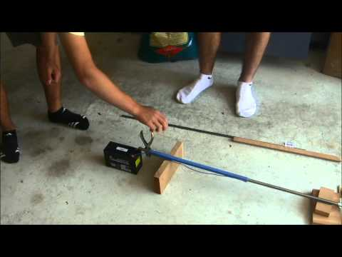 Electromagnetism Physics Project - Mr. Troy 6/12