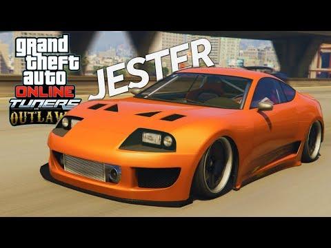 GTA 5 UNRELEASED SUPRA! Dinka Jester Classic Customization and Gameplay