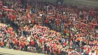 Liverpool Vs Melbourne Victory Tour 2013 You Ll Never Walk Alone mp3