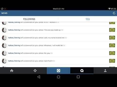 Turn Instagram landscape