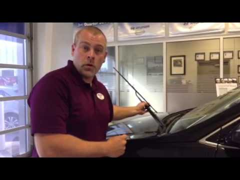 WIper Blade Cleaning Tip | Your Local Martinsburg Area Hyundai Service Center