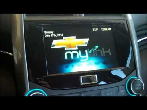 How to use the Chevy MyLink Radio with Pandora and Stitcher