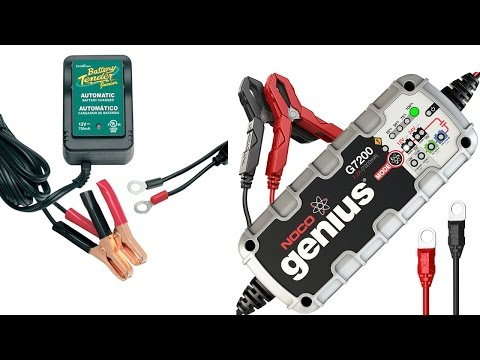 Top 5 Best Battery Charger Reviews 2017 | Best Car Battery Charger
