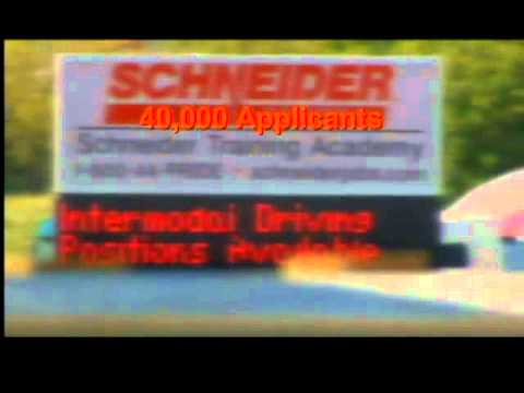 Schneider National requires hair sample drug test