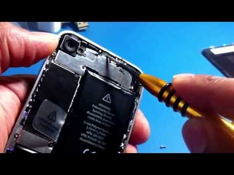 How to fix wifi antenna iphone 4 gsm